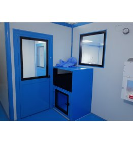 Temiz oda teknolojisi için çözümler.